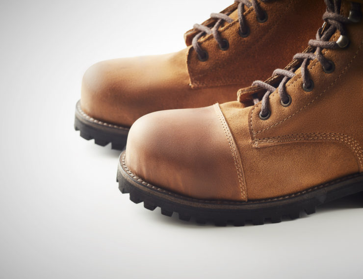 Fuel Paraboots - Motorcycle Boots 7