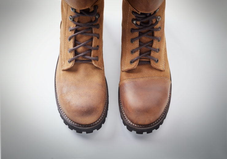 Fuel Paraboots - Motorcycle Boots 8