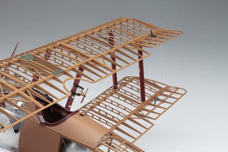 Hasegawa 1-16 Scale Sopwith Camel 12