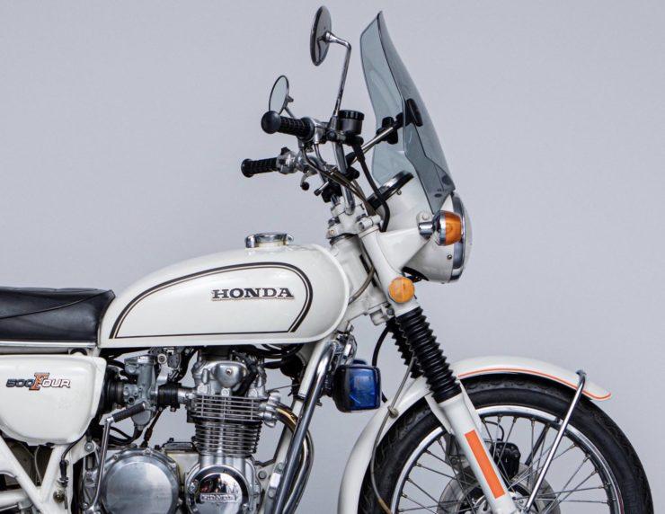 Honda CB500 Four 1