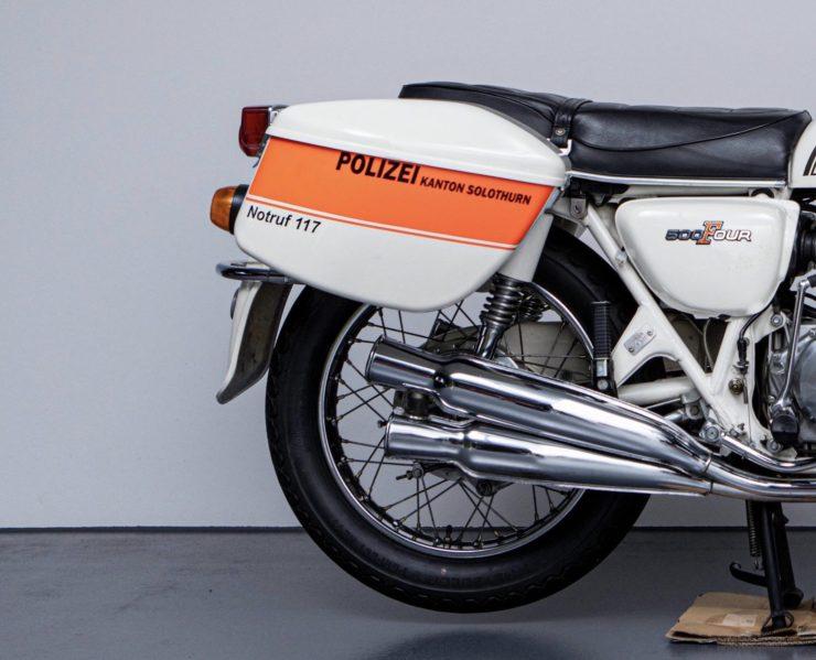 Honda CB500 Four 2