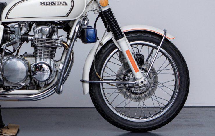 Honda CB500 Four 3