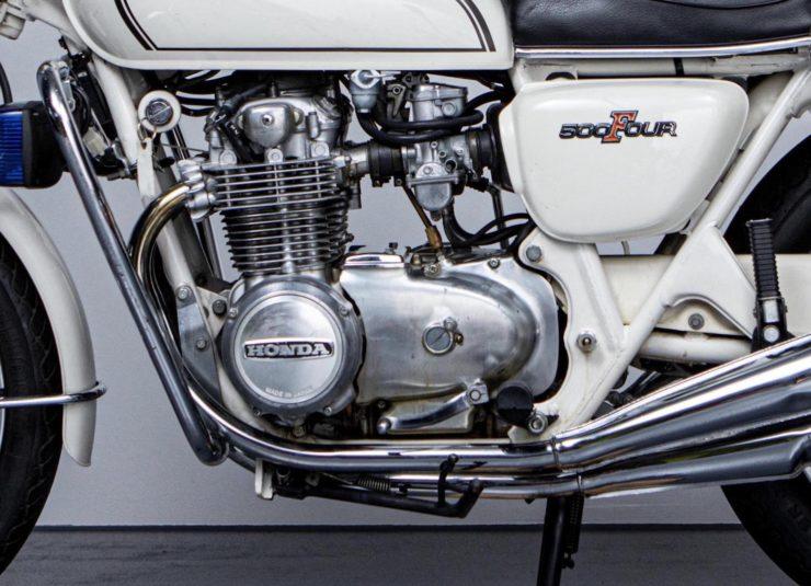 Honda CB500 Four 6