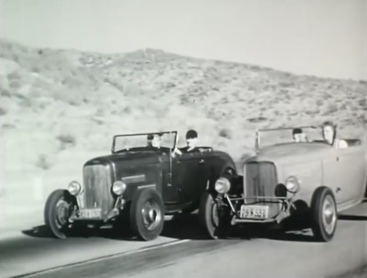 Hot Rod The Movie 1950