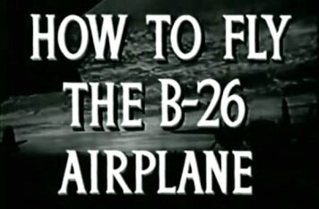 How To Fly The B-26 Airplane