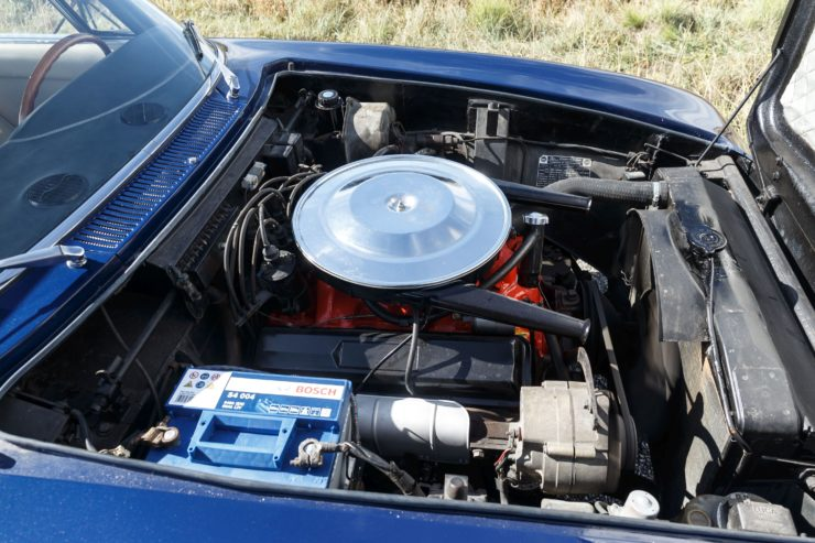 Iso Rivolta IR 300 Engine