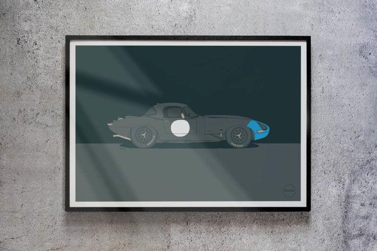 Jaguar E-Type Lightweight 2