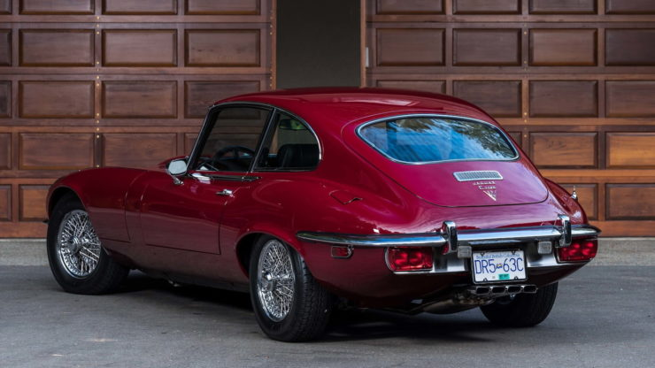 Jaguar XKE Series Three coupe