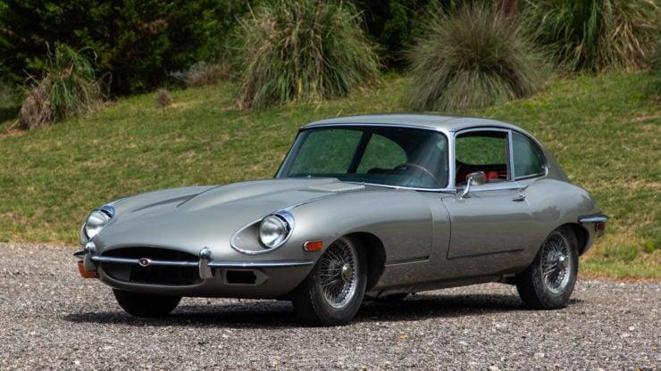 Jaguar XKE Series Two