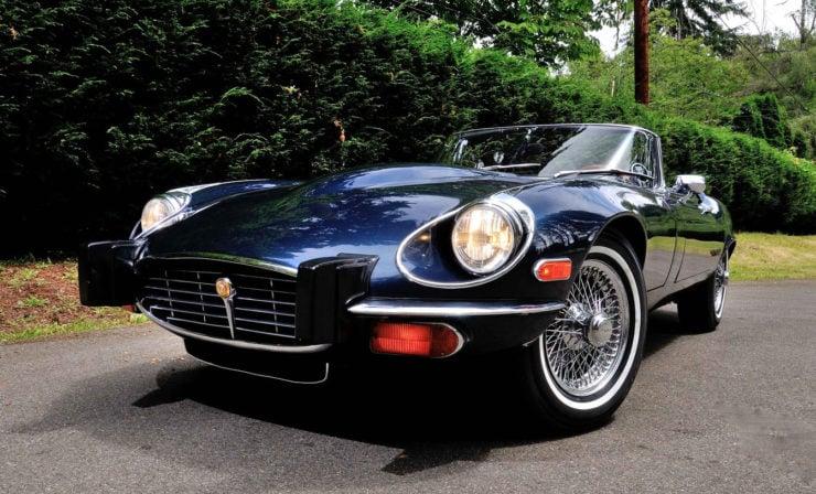 Jaguar XKE Series Three roadster