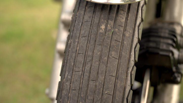 Kawasaki H2 Mach IV 750 Triple Tires