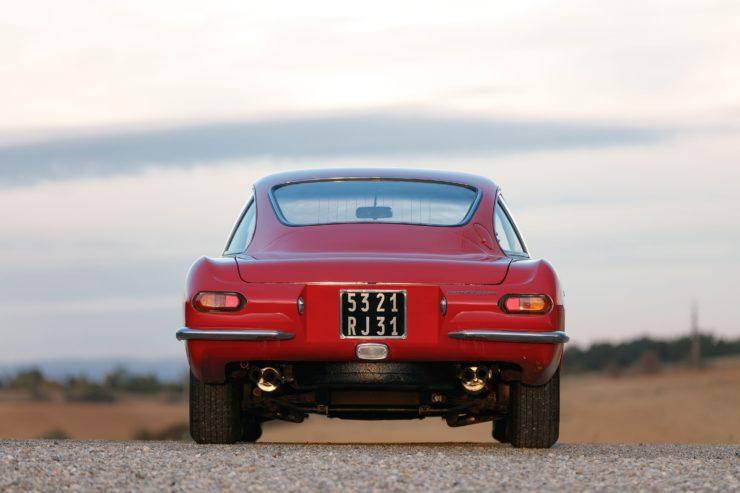 Lamborghini 400 GT 2+2 7
