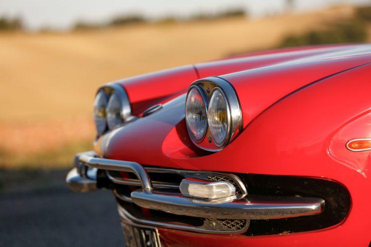 Lamborghini 400 GT 2+2 Headlights 2