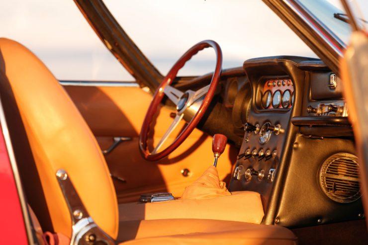 Lamborghini 400 GT 2+2 Interior 2