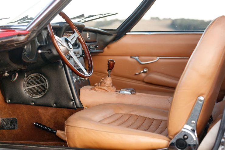 Lamborghini 400 GT 2+2 Interior