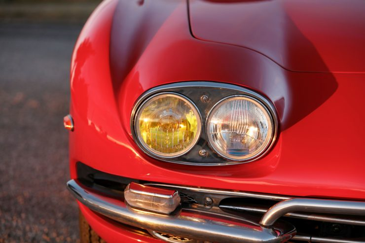 Lamborghini 400 GT 2+2 Quad Headlights