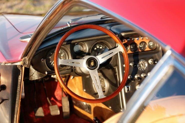 Lamborghini 400 GT 2+2 Steering Wheel