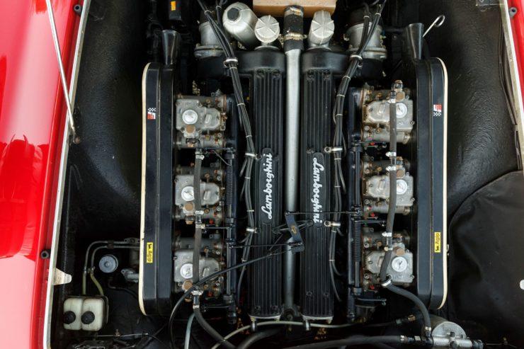 Lamborghini 400 GT 2+2 V12