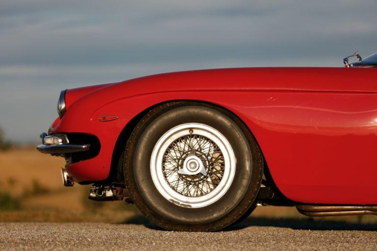 Lamborghini 400 GT 2+2 Wheels