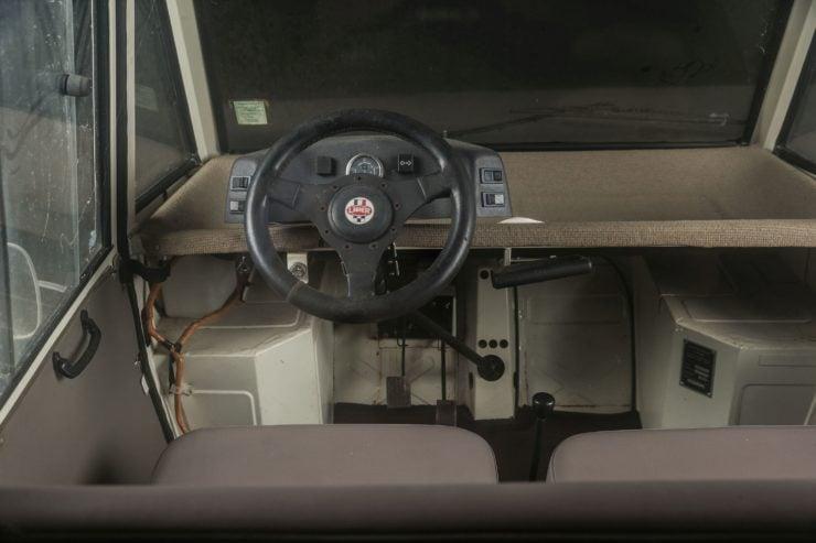 Ligier JS4 Dashboard