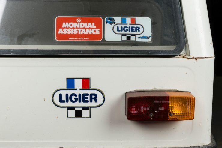 Ligier JS4 Tail Light