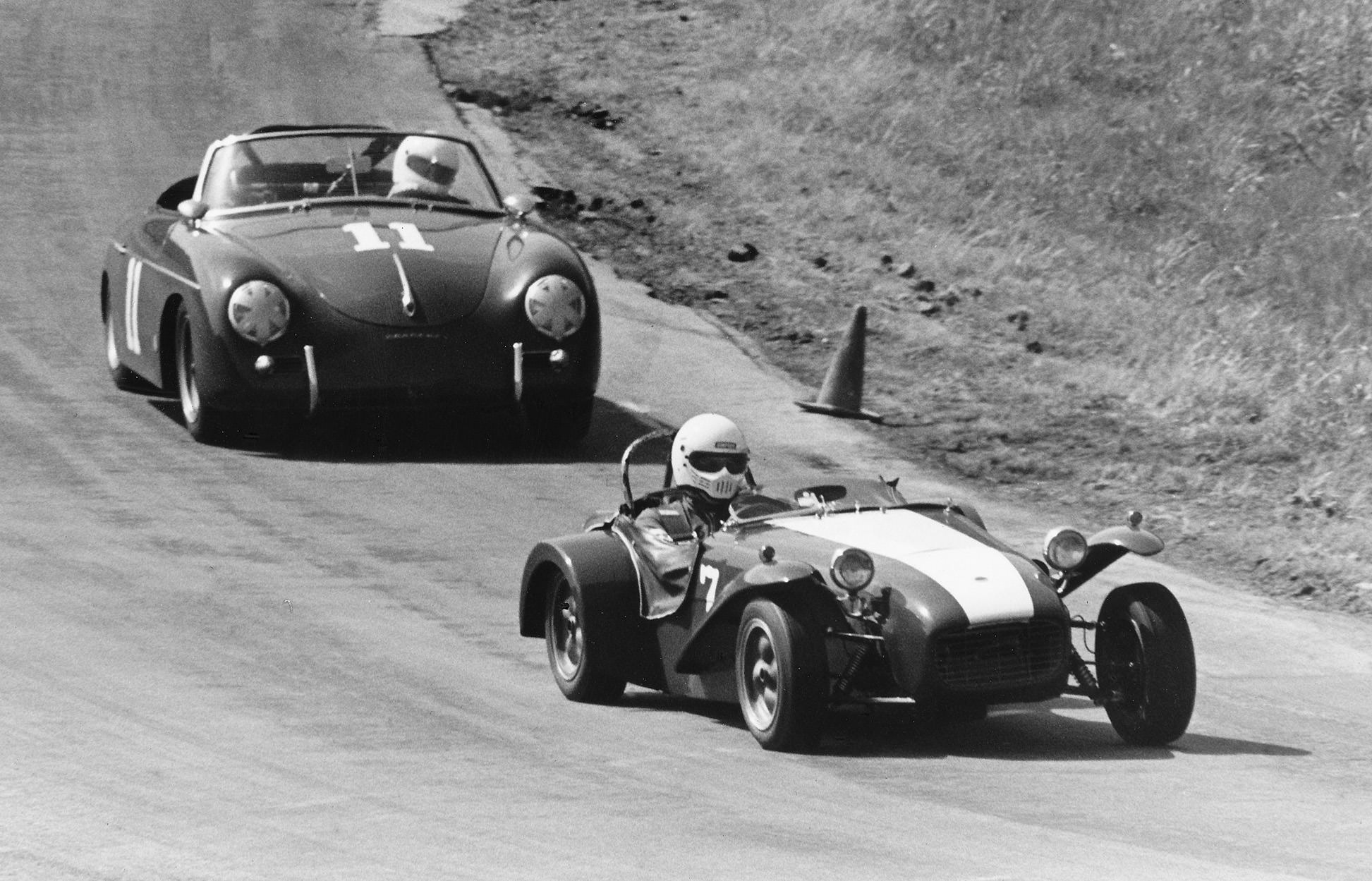 A Brief History From The Lotus 7 to The Caterham 7