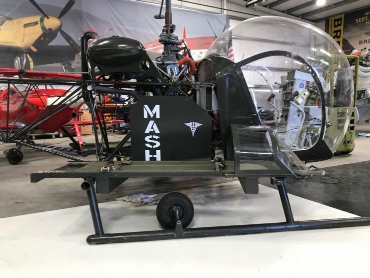 MASH TV Show Helicopter 6