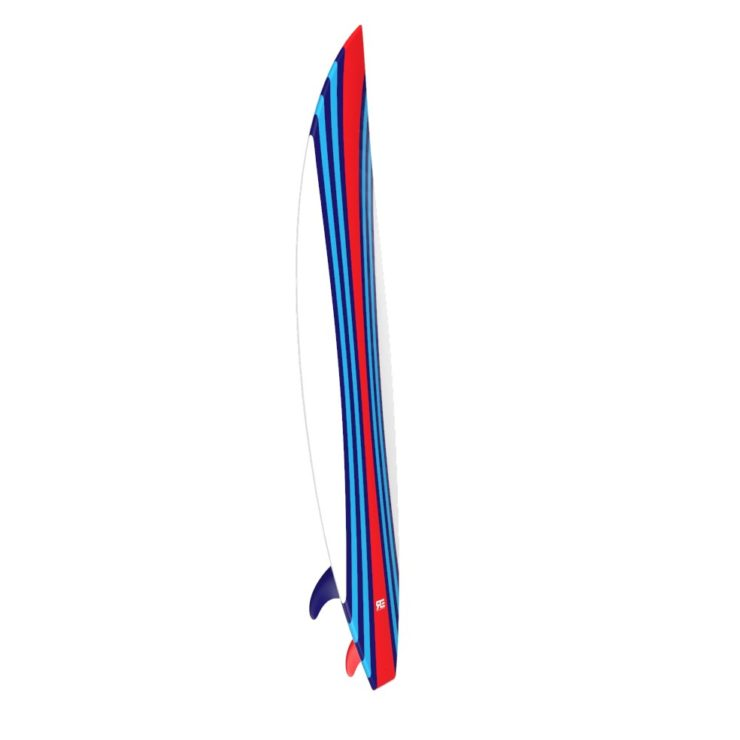Martini Livery Surfboard Side