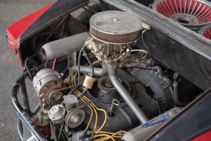 Meyers Manx SR Engine 2