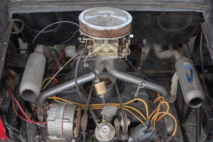 Meyers Manx SR Engine