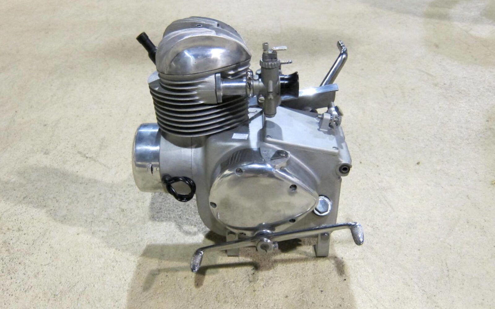 Mystery Motorcycle Engine