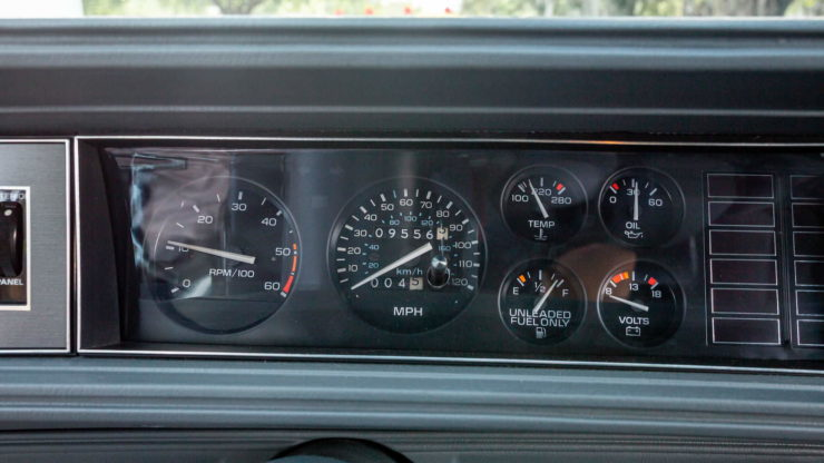 Oldsmobile 442 Dash