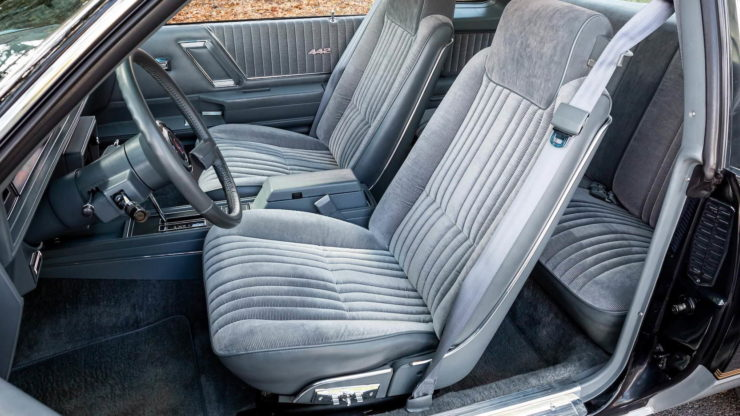 Oldsmobile 442 Seats
