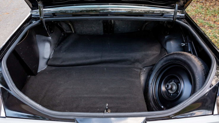 Oldsmobile 442 Trunk