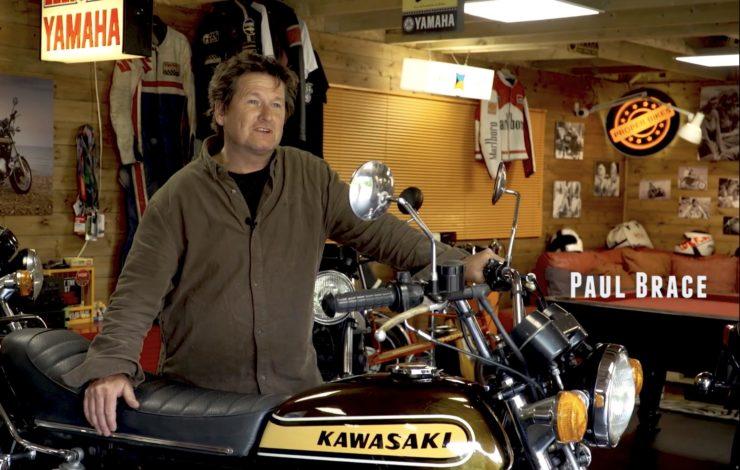 Paul Brace - Proper Bikes