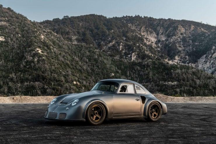 Porsche MOMO 356 RSR Outlaw 1