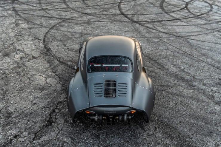 Porsche MOMO 356 RSR Outlaw Back 3