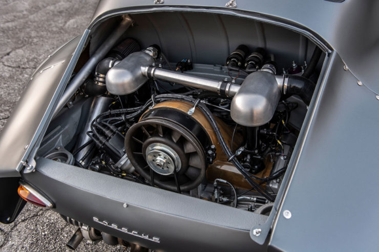 Porsche MOMO 356 RSR Outlaw Engine 2