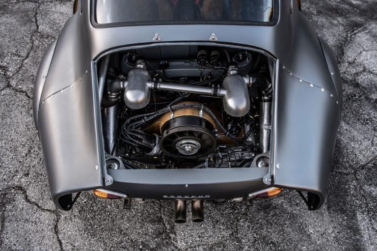 Porsche MOMO 356 RSR Outlaw Engine