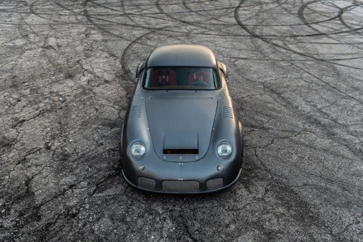 Porsche MOMO 356 RSR Outlaw Front 2