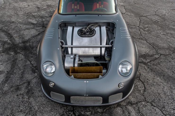 Porsche MOMO 356 RSR Outlaw Hood