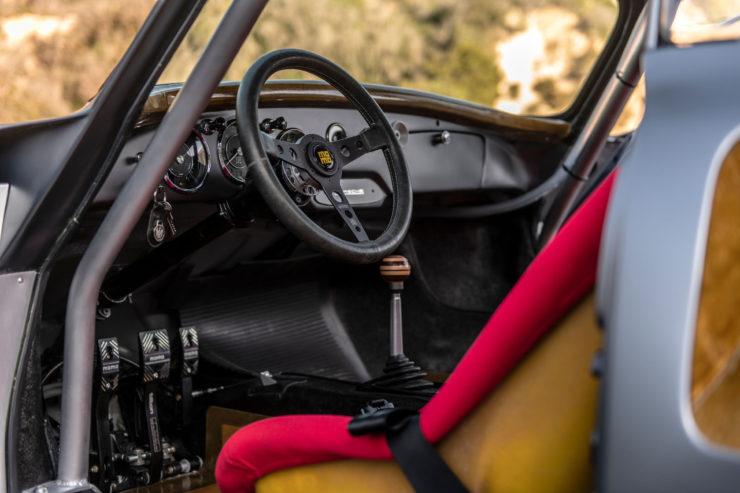 Porsche MOMO 356 RSR Outlaw Interior 4
