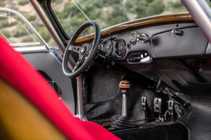 Porsche MOMO 356 RSR Outlaw Interior 5