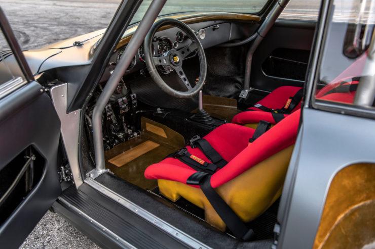 Porsche MOMO 356 RSR Outlaw Interior