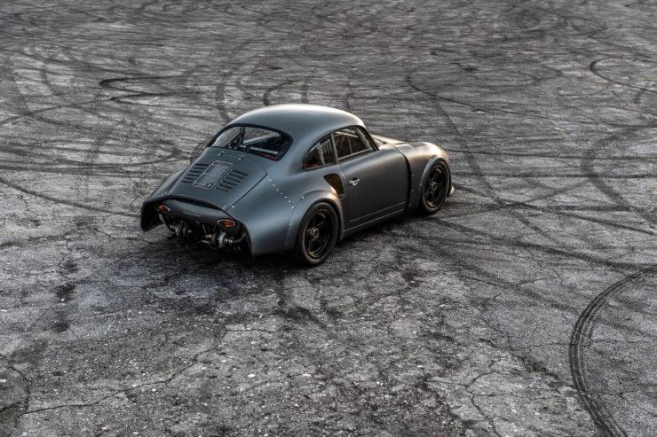Porsche MOMO 356 RSR Outlaw Overhead 2