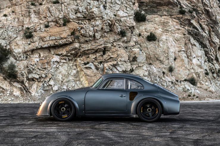 Porsche MOMO 356 RSR Outlaw Side