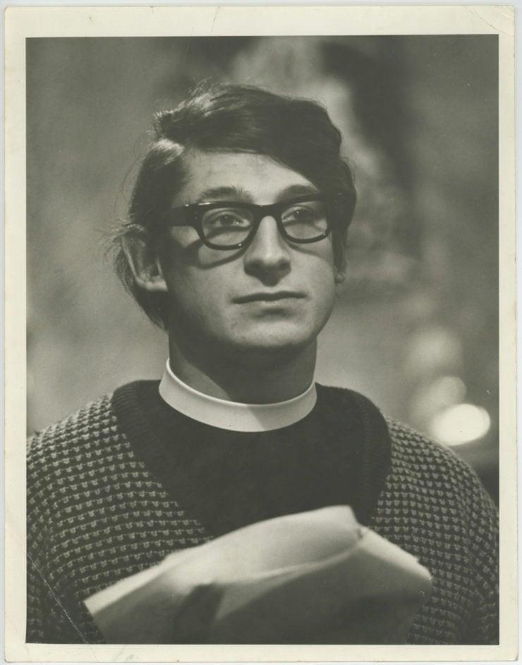 Rev David Collyer, 1966