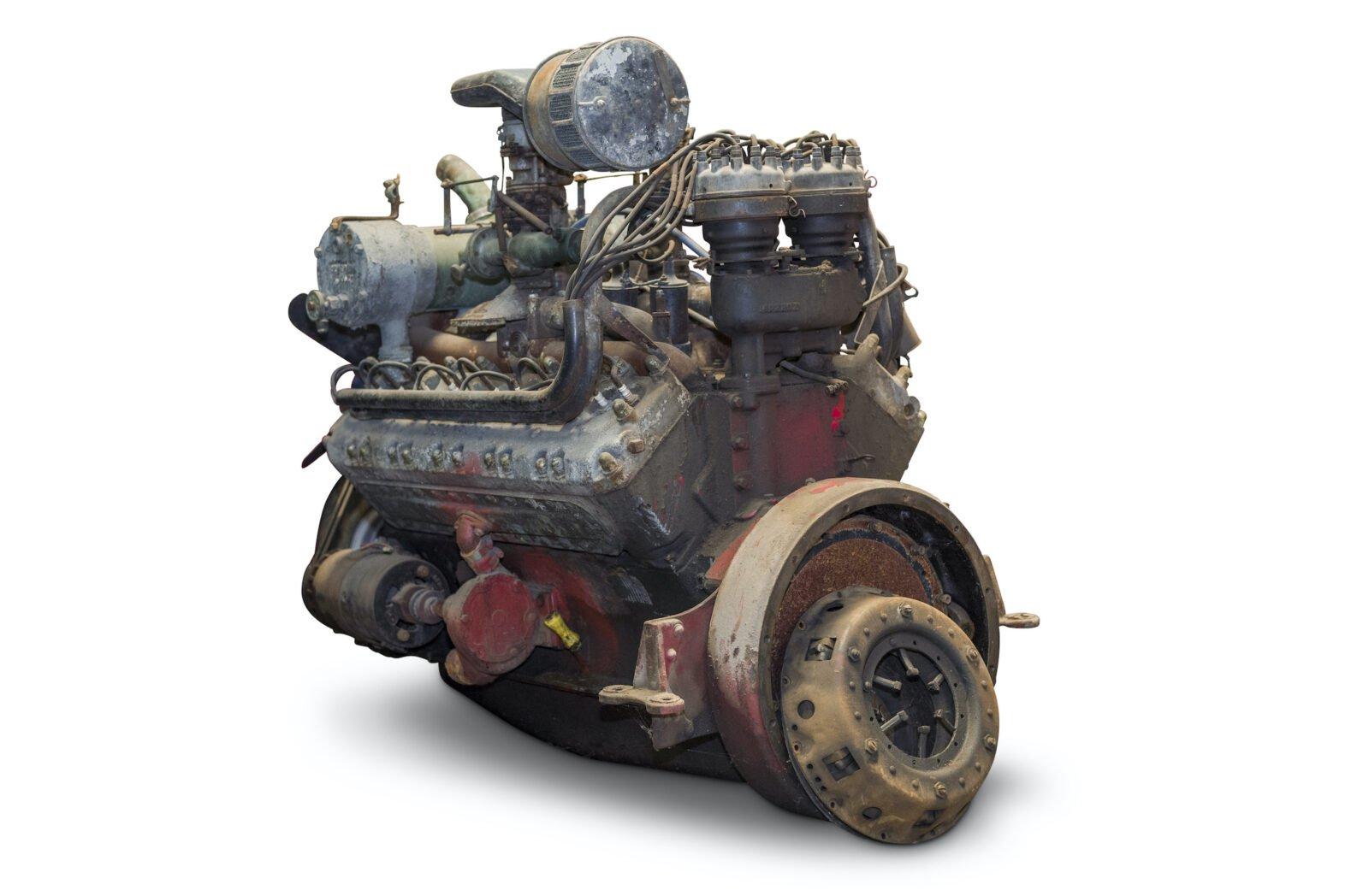 Seagrave V12 Engine