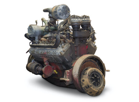 Seagrave V12 Engine