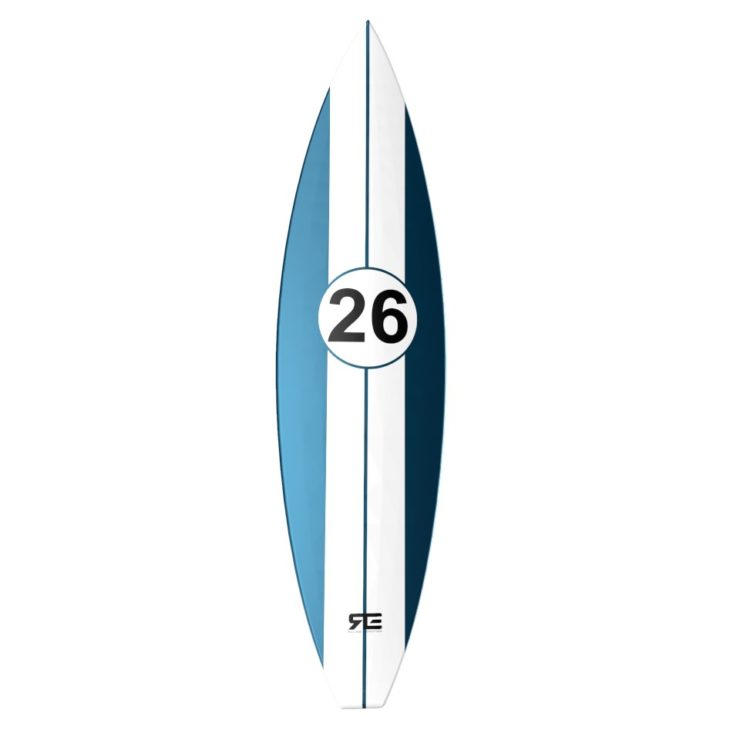 Shelby Surfboard